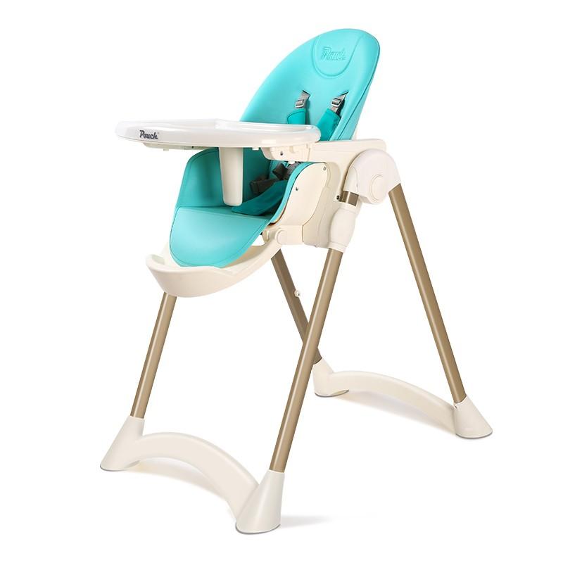 Pouch 帛琦 k28 可坐可躺多功能儿童餐椅