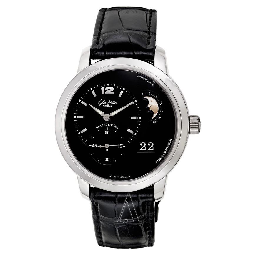 Glashütte Original 格拉苏蒂原创 PanoMaticLunar XL系列 90-02-33-14-05 男士月相机械腕表