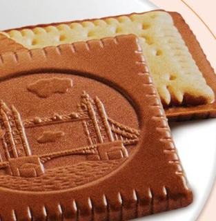 ALDI 奥乐齐 德国进口曲奇饼干125g*2盒