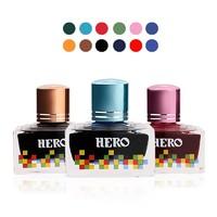 HERO 英雄 7100 彩色墨水 40ML 多色可選