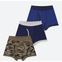 UNIQLO 优衣库 415272 男童短裤(3件装)