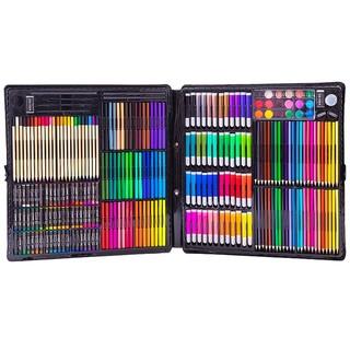 LERDER 乐缔 儿童绘画套装礼盒 258件 黑色套装