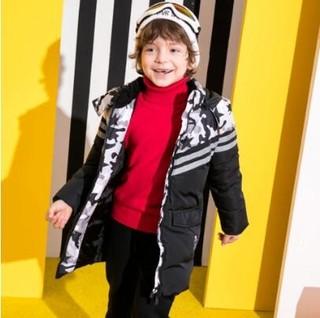 PEPCO 小猪班纳 儿童保暖外套