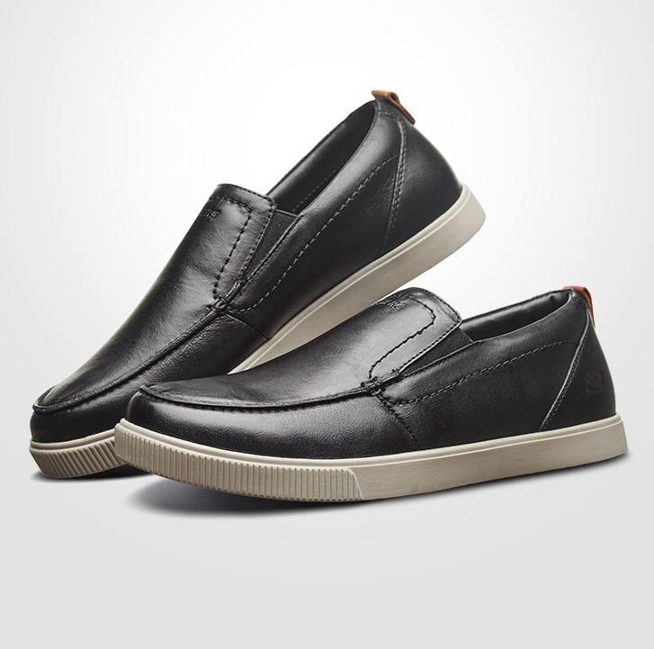 SKECHERS 斯凯奇 sport系列 65545 男士复古低帮休闲鞋
