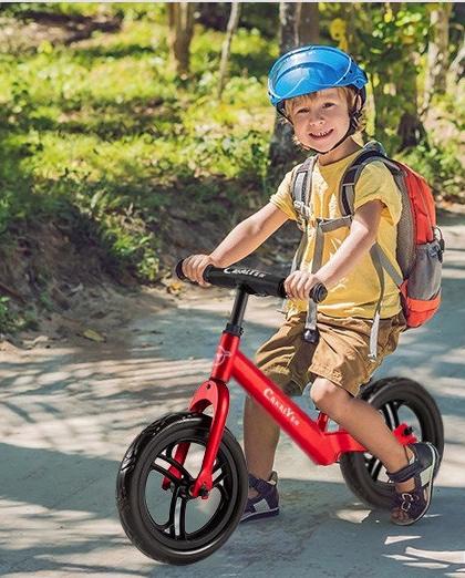 Cakalyen BW-T202 儿童平衡车 哈瓦那红