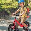 Cakalyen BW-T202 兒童平衡車 哈瓦那紅