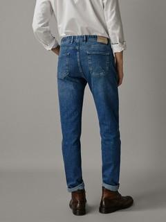 Massimo Dutti 00050050405 男士修身牛仔裤