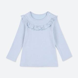 UNIQLO 优衣库 婴儿圆领长袖T恤