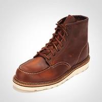RED WING 红翼 1907 RWG1907-5-2 男士复工工装靴