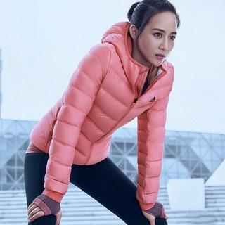 adidas 阿迪达斯 JACKETDOWN BQ8739/BQ8752 女子羽绒服