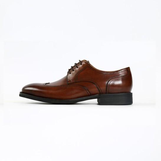 京造 HY1829 男士商务正装皮鞋