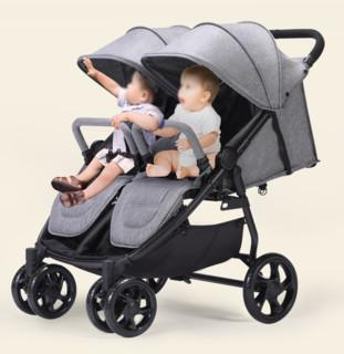 CHBABY 晨辉 A736T 双胞胎婴儿推车