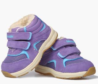 ginoble 基诺浦 冬款羊毛加厚学步鞋