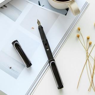 kinbor GB1091 钢笔 F尖 3色可选 含2支墨囊