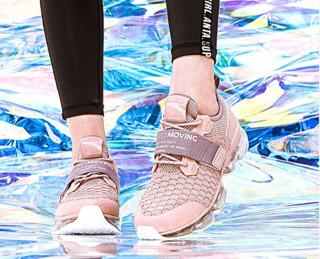 ANTA 安踏  SEED 92915506 女子气垫缓震跑步鞋