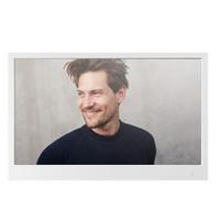 爱国者13.3英寸 数码相框DPF123 电子数码相册 智能家居 相框 高清音视频 白色