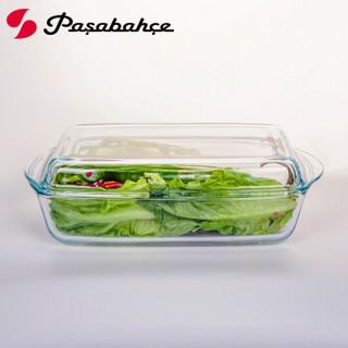 帕莎帕琦(Pasabahce)钢化玻璃碗盘碟 餐具  烤盘* 2790ML 微波炉适用