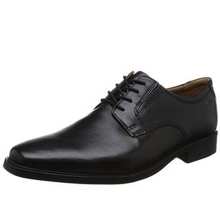 限44码 : Clarks Tilden Plain 261103 男士正装皮鞋
