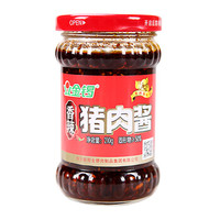 金锣 金锣香辣猪肉酱210g *19件