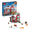 LEGO 樂高 City 城市系列 60215 城市消防局