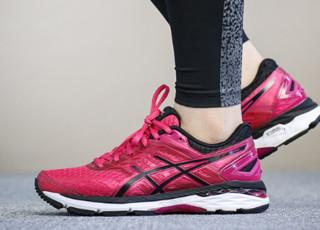 ASICS 亚瑟士 GT-2000 5 T757N-2090 女款跑步鞋
