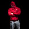 Monster Guardians AWC24 男子2面穿運動帽衫
