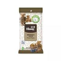 京东PLUS会员:Kleenex 舒洁 (小熊湿巾 10片+湿厕纸 10片) *18件