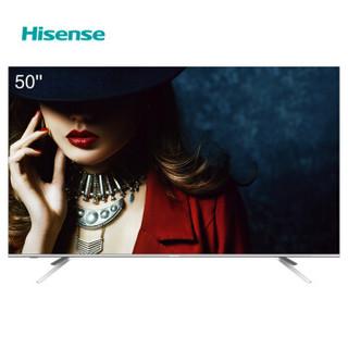 Hisense 海信 HZ50E5A 50英寸 4K 液晶电视