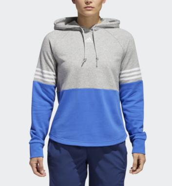 adidas 阿迪达斯 Sport ID Hoodie 女款连帽卫衣