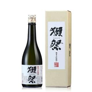 獭祭 纯米大吟酿 50 720ml