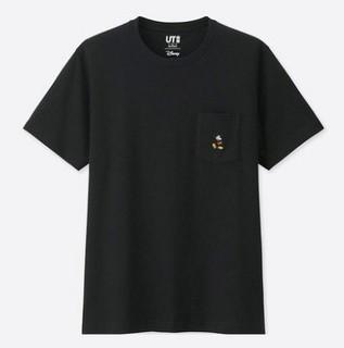 UNIQLO 优衣库 416151 DPJ 印花T恤
