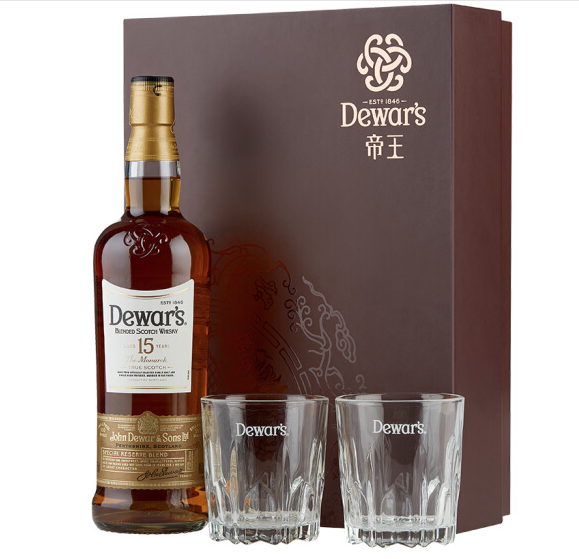 Dewar's 帝王 15年調配蘇格蘭威士忌 750ml