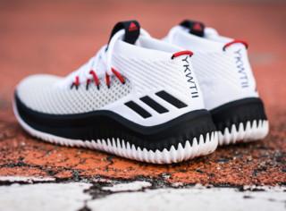 adidas 阿迪达斯 Dame 4 AC8646 男子实战篮球鞋