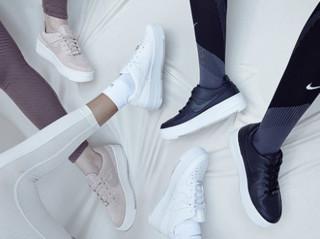 NIKE 耐克 AF1 Sage Low 女款休闲运动鞋