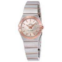 复活节狂欢、银联专享:OMEGA 欧米茄 Constellation 星座系列 123.20.24.60.02.001 女士时装腕表