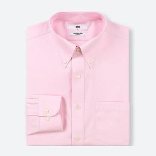 UNIQLO 优衣库 409275 高性能修身防皱衬衫