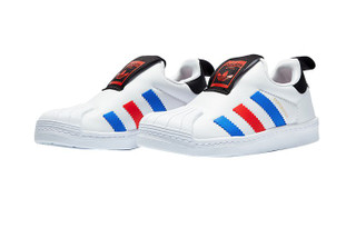 adidas kids 阿迪达斯 BY9929 三叶草 儿童休闲鞋