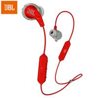 61预售:JBL ENDURANCE RUNBT 无线蓝牙运动耳机 活力红