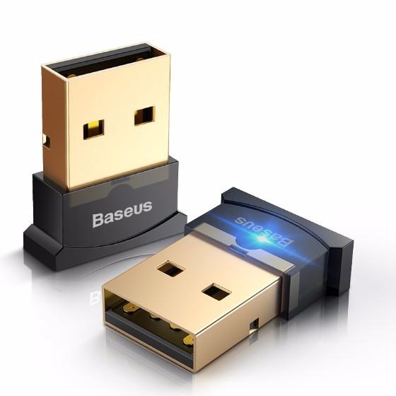 Baseus 倍思 USB迷你蓝牙适配器  黑色