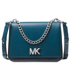MICHAEL KORS 迈克·科尔斯 Mott Colorblock Chain  女士斜挎包
