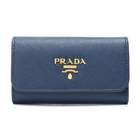 京東PLUS會員:PRADA 普拉達 女士鑰匙包 1PG222