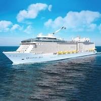 邮轮游、旅游尾单:海洋量子号 上海-日本福冈-上海 5天4晚游