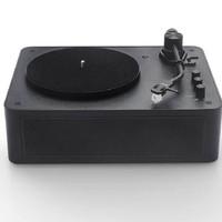 历史低价:JYK TT245 PLAY蓝牙黑胶一体唱机