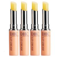 预售:DHC 蝶翠诗 橄榄护唇膏 1.5g*4支装