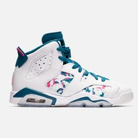 Jordan AIR JORDAN 6 RETRO 大童运动鞋