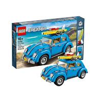网易考拉黑卡会员:LEGO ?#25351;?10252 大众甲壳虫