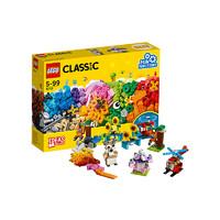 LEGO ?#25351;?Classic 经典系列 10712 齿轮创意拼砌盒 *4件