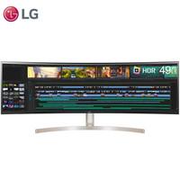 LG 49WL95C 49英寸 IPS显示器(5120x1440、32:9、HDR10、USB-C)