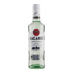 Bacardi 百加得 白朗姆酒 40度 500ml