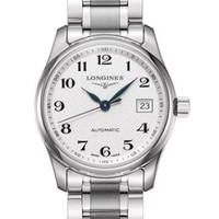 LONGINES 浪琴 Master 名匠系列 L2.257.4.78.6 女士机械腕表